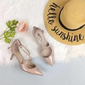 83e5ad1f9767 Louise et Cie Shoes - Louise et Cie Jena Crisscross Patent Leather Heels